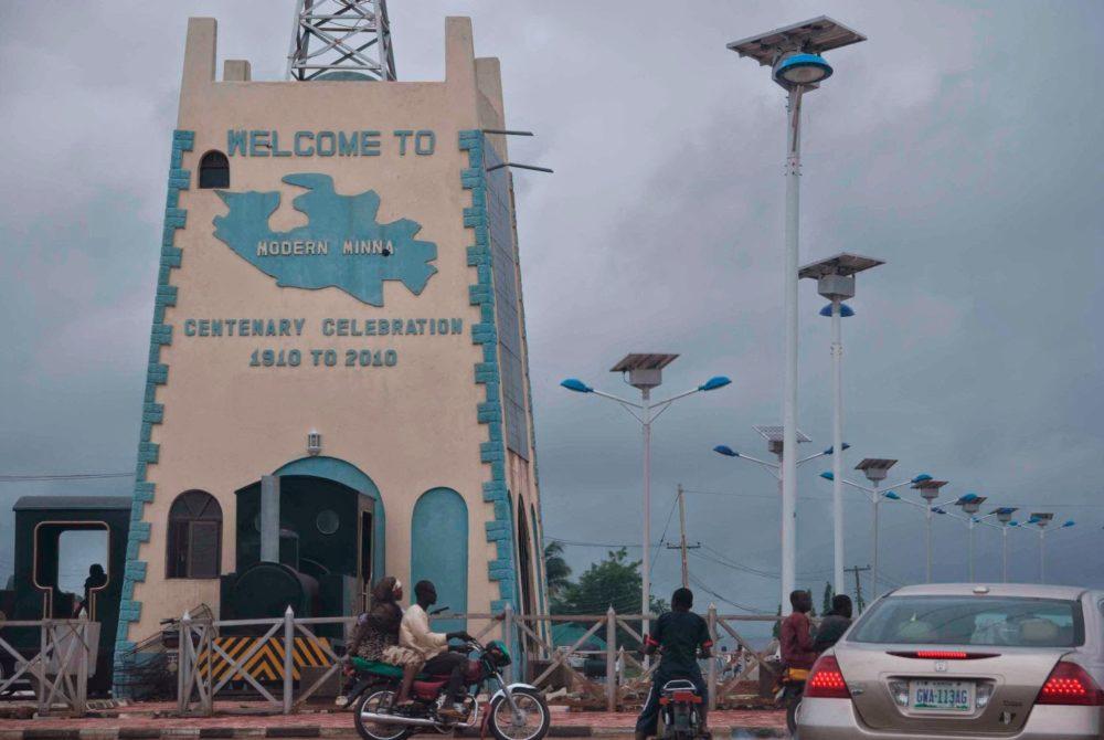Niger state large state in Nigeria