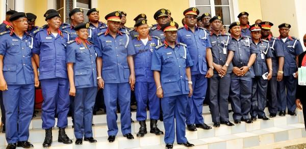 Nigeria Civil Defence Corps Salary 2019 NSCDC Ranks - Oasdom