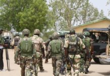 Nigerian army ranks and salary structure of Nigerian Military ranking. commissioned officers. Army Field Marshal (5-Star General) is the highest rank.