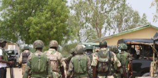 Nigerian army ranks and salary structure of Nigerian Military ranking