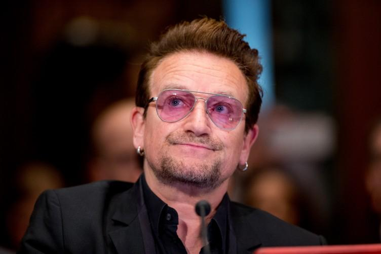 Paul Hewson Bono - richest musician in the world top 10