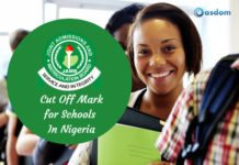 Universities Jamb cut off marks for schools in Nigeria - For admission into the university, polytechnic or colleges of education? Here's the list of JAMB cut off mark 2018/2019. UTME cut off marks are to be met.