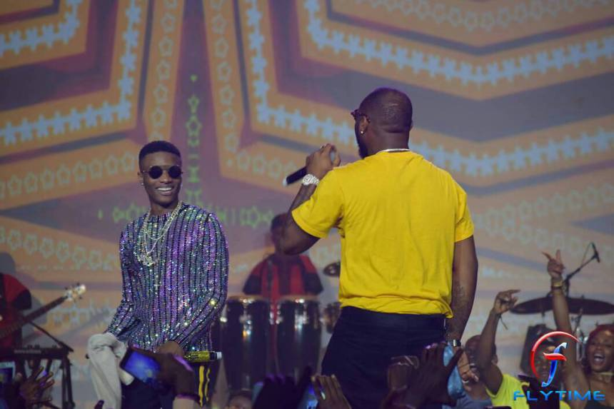 Wizkid and davido who is the richest musician