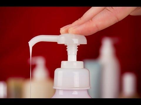 liquid soap preparation
