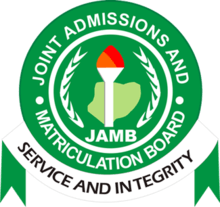 jamb cut off mark - UTME examination