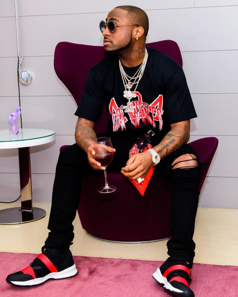 Africa Davido net worth