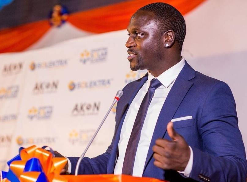 top 10 richest musician in Africa - Akon net worth