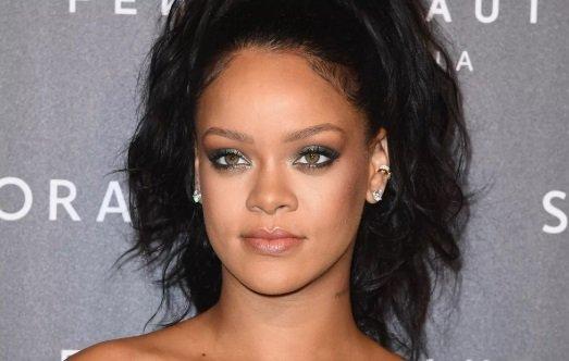 Richest female musician - Rihanna