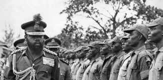 History of Nigerian civil wary with biafra