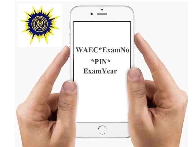 how to check waec result using phone