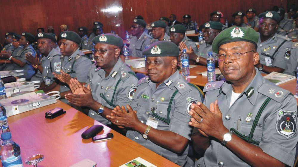 Nigeria custom service