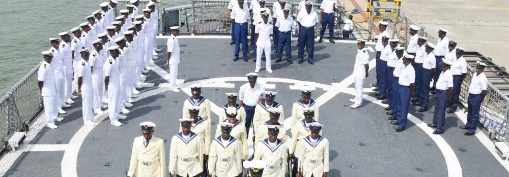 Nigeria police salary - Nigerian navy