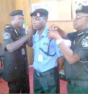 Oasdom.com Sergeant Godwin Hosea Nigeria Police promotion without examination