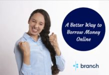 Have you heard of the instant loan app from Branch international? You can borrow money online right on your android smartphone. Get every info in this post