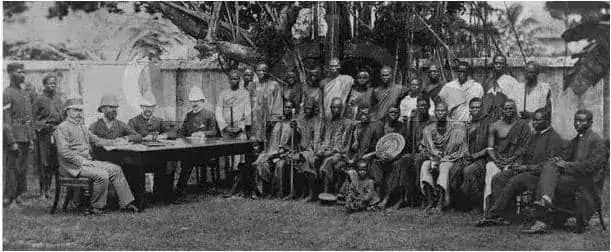 History of Nigeria - The British during colonization