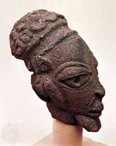 history of Nigeria - Nok art culture