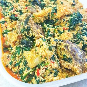 how to cook egusi soup in Nigeria