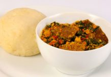 Oasdom.com how to cook egusi soup make nigerian egusi soup