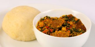 Oasdom.com how to cook egusi soup make nigerian egusi soup