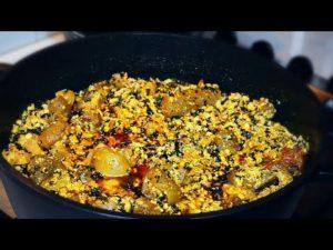 how to make egusi soup