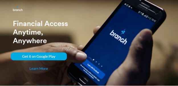 Instant loan app branch international borrow money online