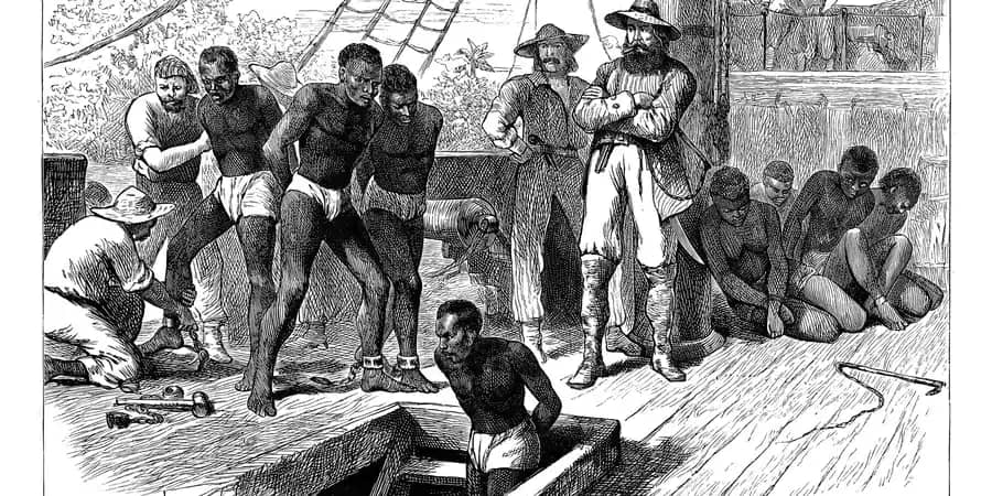 slave trade in history of Nigeria