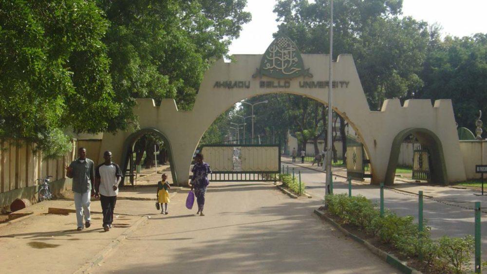 Ahmadu bello university in Zaria