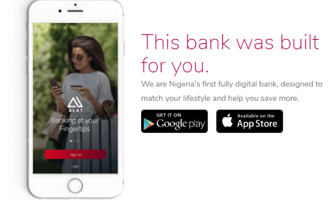 Alat mobile money app in Nigeria
