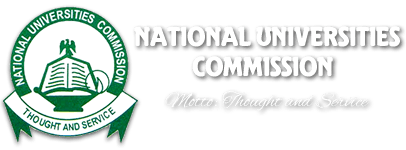 logo of national universities commission of Nigeria