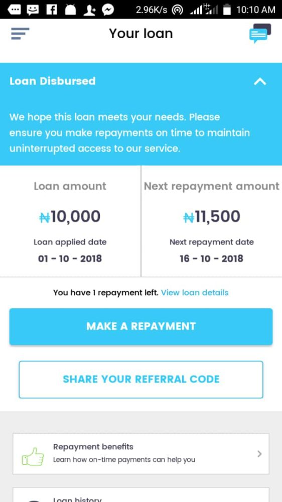 carbon new loan apps in nigeria