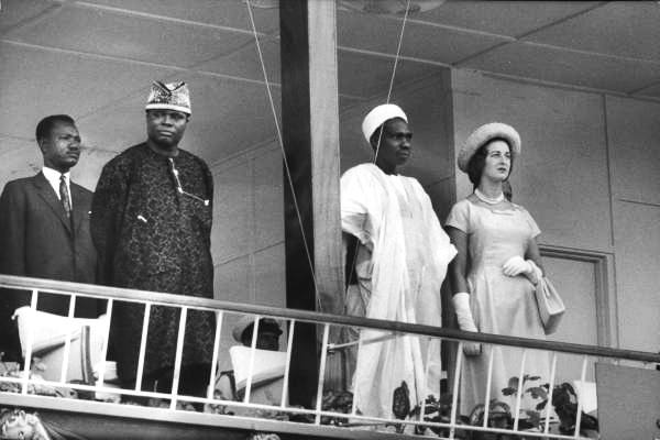 Tafawa Balewa Speech at independence day