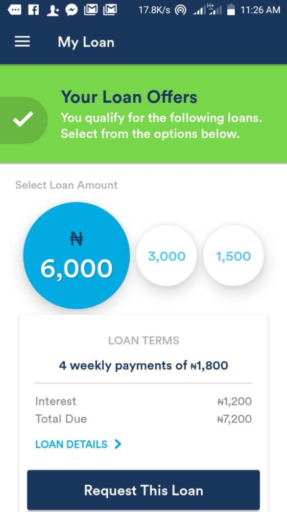 branch international - loan apps in Nigeria