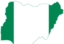 Here's the map of Nigeria with states and capitals