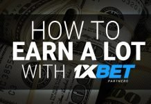 How to earn with 1xbet