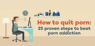 How to quit porn and beat porn addiction