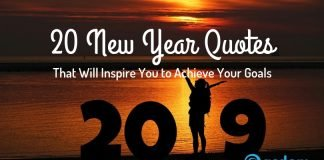 20 New Year Quotes