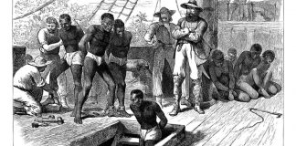 Oasdom History of slave trade in Nigeria