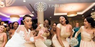 Oasdom Latest bridesmaid dresses in Nigeria for Naija wedding 2019