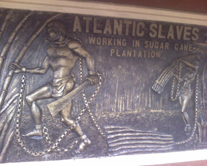 slaves in sugar plantation