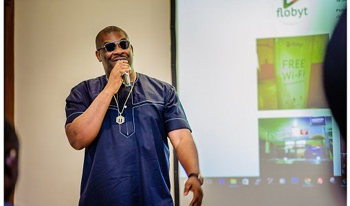 Don Jazzy launches flobyt