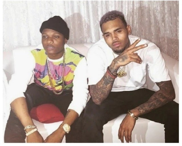 Wizkid and artistes he's worked with
