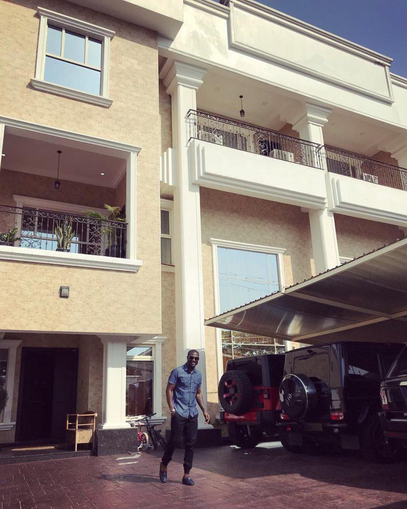 Mr P houses