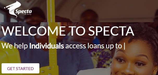 Nigerian soft loan companies - specta