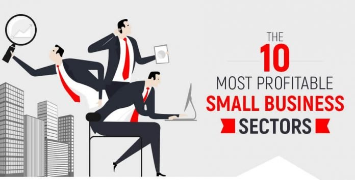 Oasdom 10 most profitable small business industry
