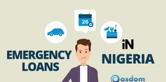 Lenders of Emergency Loan in Nigeria