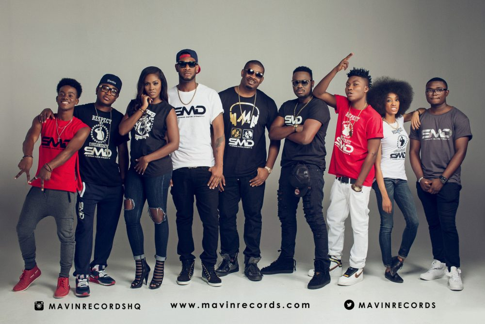 mavins crew - don jazzy net worth