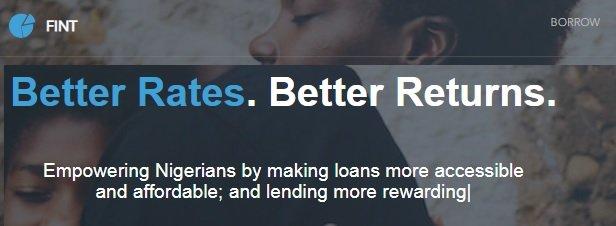 Fint emergency online loan in Nigeria