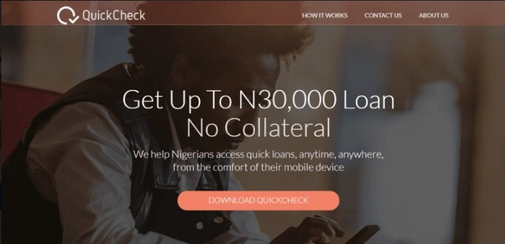 quick check soft loan without collateral