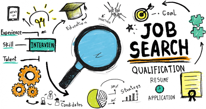 Nigerian youths do online - job search