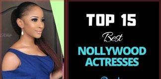 Top 15 best Nollywood actresses Nigeria movies